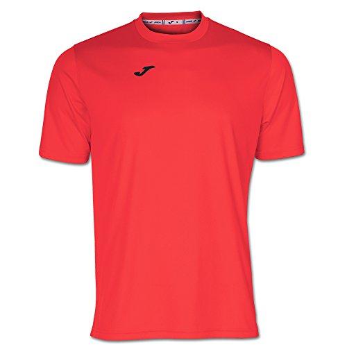 Joma Combi Camiseta, Hombres, Coral Fluor, M