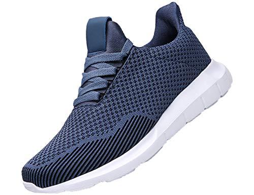 SINOES Unisex Sneaker Bunt Laufschuhe Sportschuhe Fitness Turnschuhe