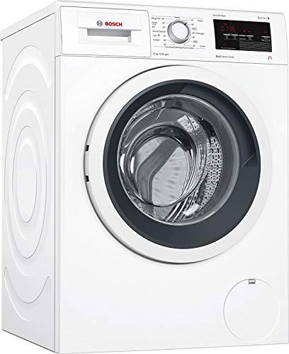 Bosch Elettrodomestici Serie 6 WAT243H8II Lavatrice Libera Installazione, Carica Frontale 8 kg, 1200 Giri/min., Classe Energetica A+++, Bianco