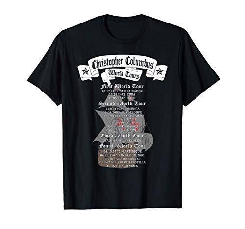 Camiseta de Cristóbal Colón