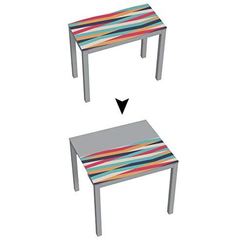 Mesa de cocina Suarez Serra hecho de acero, 1 unidad, color plata, dimensiones 45 x 90 x 75,6 cm (H225-BNC)