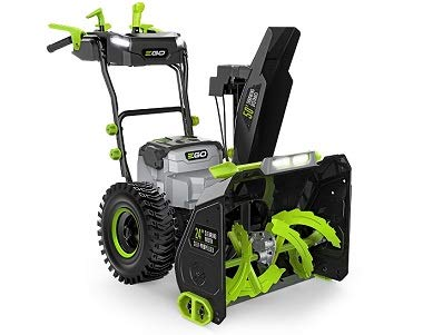 EGO SNT2400 24 inch Battery-Powered Cordless Two-Stage Snow Blower (Battery & Charger NOT Included)