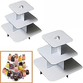 Best cardboard cupcake holder Reviews