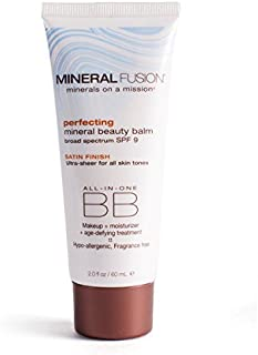 Mineral Fusion Perfecting Mineral Beauty Balm Spf 9 By 2 Oz