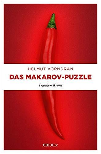 Das Makarov-Puzzle: Franken Krimi (Kommissar Haderlein)