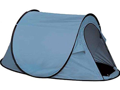Jardinion Pop-up Automatique, Camping, Outdoor Jardin, Vacances à 2, Bleu, Vite Construire Bleu St