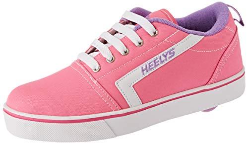 Heelys Herren Fitnessschuhe, Mehrfarbig (Pink/White/Lilac 000), 39 EU