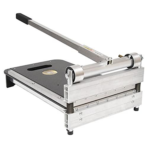 Bullet Tools - ES00-1113 13' EZ Shear Marksman Laminate Flooring Cutter For Pergo, Wood & More