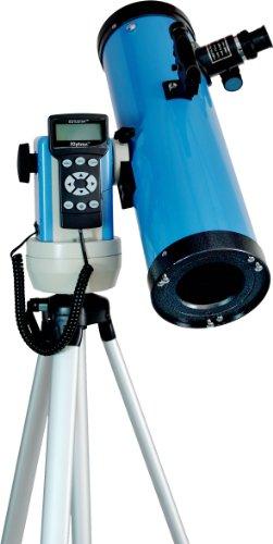 iOptron 9803B-A SmartStar-N114 GPS Computerized Telescope - Astro Blue with Carry Bag