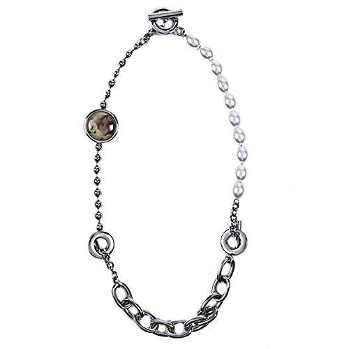 D&G Damen-Halskette 55cm DJ0174