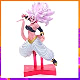 Dragon Ball Z Artificial Man No. 21 Female Buu Jump Model Desktop Decoration Modello Regalo Regalo Creativo Decorazione del Desktop Collezione E Miglior Regalo