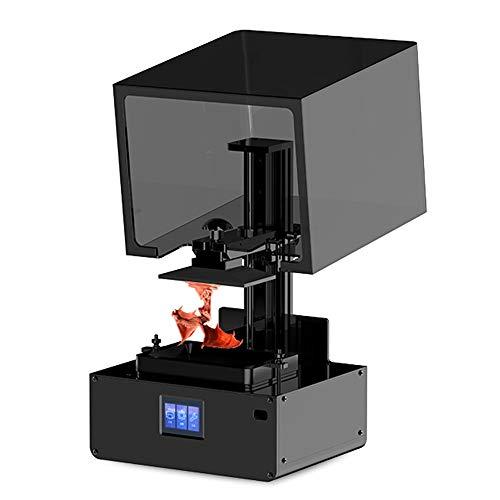 Photon UV Photon curing 3D Photon, format d'impression LCD masquage HD ultra-précis 120 x 68 x 160 mm avec écran off-line intelligent de 2,8 pouces
