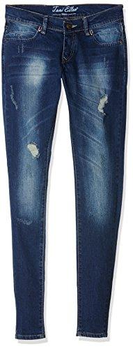 Toni Ellen Damen Life Style Jeanshose, Blau (Blau), W29/L32 (Herstellergröße: 38/L32)