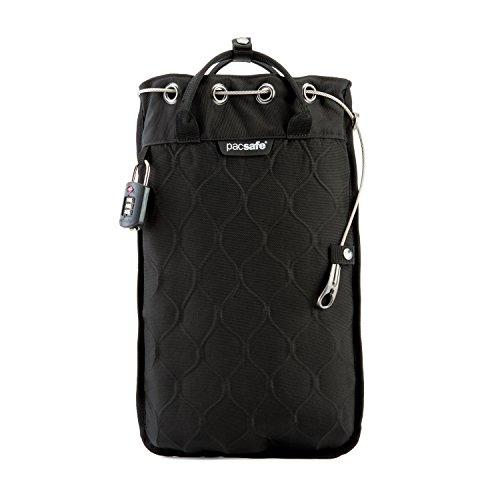 Pacsafe Travelsafe 5L GII - Mobiler Safe mit TSA-Zahlen Schloß, Trage-Tasche mit...