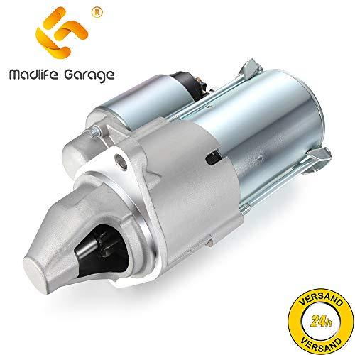 Madlife Garage 93184533 Anlasser Starter Astra G Combo Corsa B Meriva Vectra B C Zafira A B
