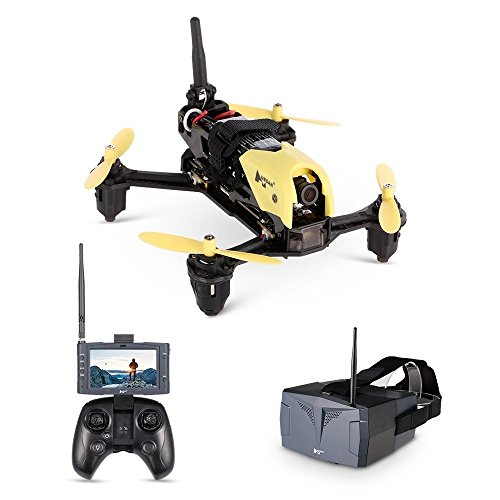Hubsan H122D X4 Storm FPV Racing Drone met 720P HD-camera Live video Hoge Snelheid windweerstand Quadcopter met FPV-bril Set