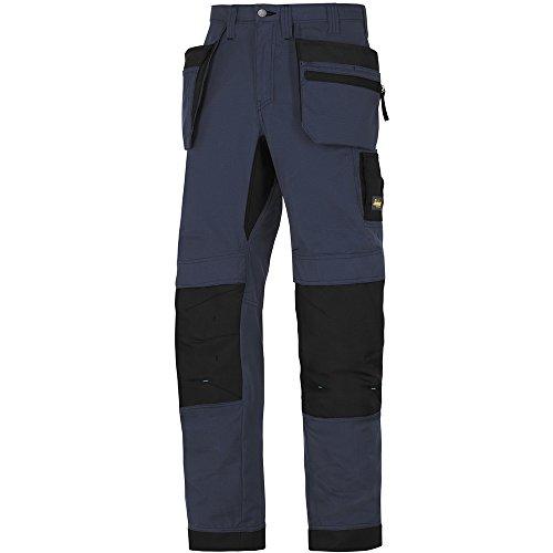 Snickers Workwear LiteWork, 37.5 werkbroek met holsterzakken 200 navy
