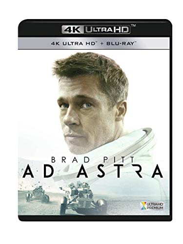 Ad Astra [4K Ultra HD + Blu-Ray]