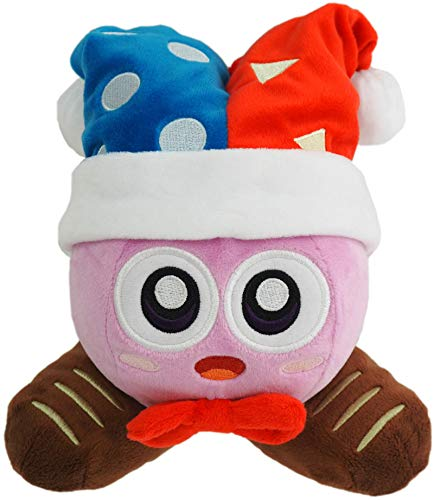 Little Buddy 1631 Kirby's Adventure All Star Collection Marx Stuffed Plush Dolls, 8""