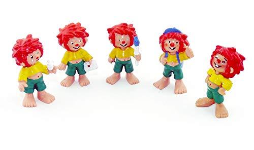 Kinder Überraschung 5 Pumuckl Figuren von Bully BULLYLAND 1994 Buchagentur
