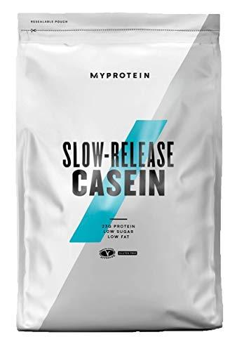 Myprotein Micellar Casein Protéine Laitière sans Saveur 1 kg