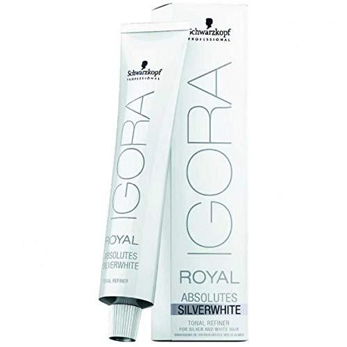 Igora Royal Absolutes Silverwhite Grey Lilac - 60 ml