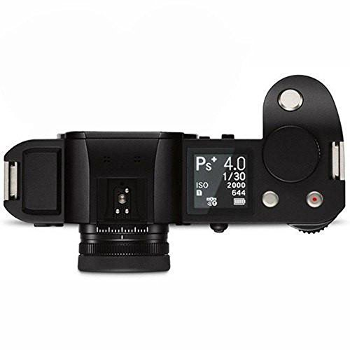 Leica 24 Sl Type 601, Mirrorless Camera, Black (10850)