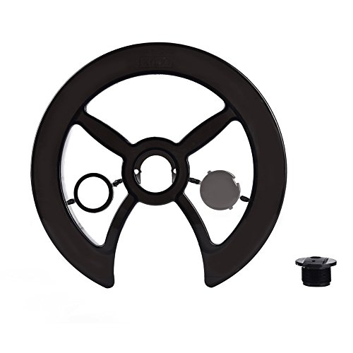 Bike Chain Ring Guard Bicycle Chainring Sprockets Cranksets Guard Protector Chain-wheel Protective Cover 42T, 44T, 46T