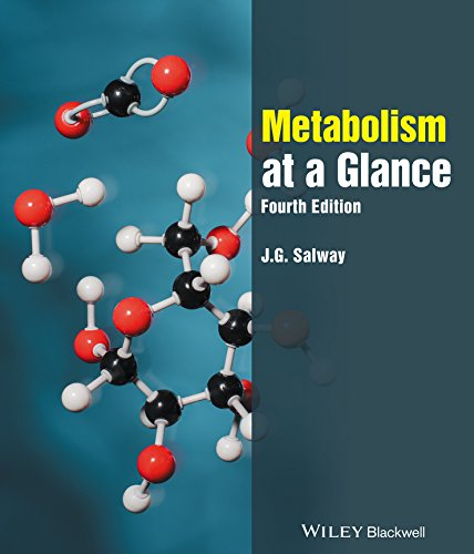 Compare Textbook Prices for Metabolism at a Glance 4 Edition ISBN 9780470674710 by Salway, J. G.