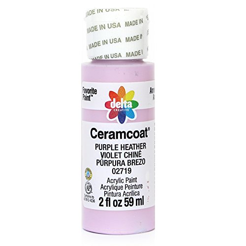 Plaid : Delta Ceramcoat Peinture Acrylique 60 ML Violet Heather