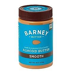 Barney Butter Smooth Almond Butter ( 1x16 OZ)