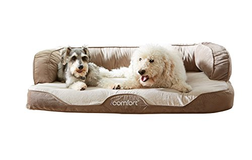 iComfort Sleeper Sofa Pet Bed with Dual Action...