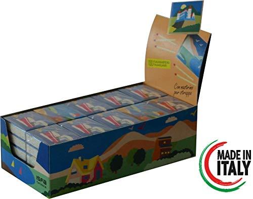 Scopri offerta per fiammifero TRADIZIONALE ITALIANO accendibile ovunque (10, legno)