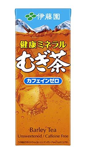 伊藤園 健康ミネラルむぎ茶 紙パック 250ml×24本 [1382]