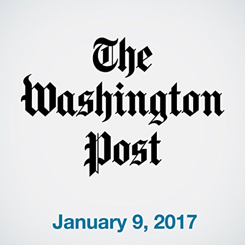 Top Stories Daily from The Washington Post, January 09, 2017 copertina