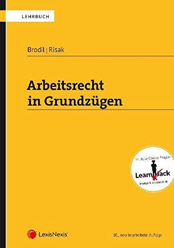 Arbeitsrecht in Grundzügen (Lehrbuch)