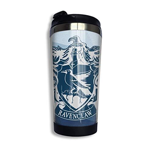 Harry Potter Ravenclaw - Borraccia termica da viaggio, termosifone in acciaio inox