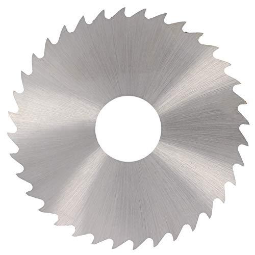 Utoolmart 60 mm x 16 mm x 0,8 mm 36T HSS cortador de sierra de corte redondo