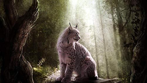 Lulcly Puzzel Educatief Spel Van 1000 Stukjes Voor Volwassenen En Kinderen Houten Lynx