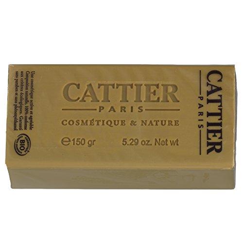 Cattier Paris: Heilerde Seife Honig (150 g)