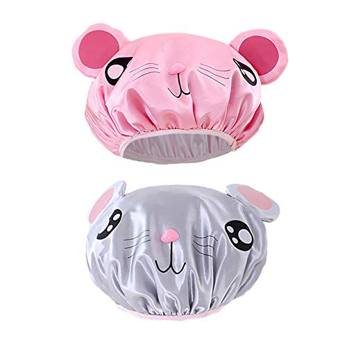 shower cap for girls - 6