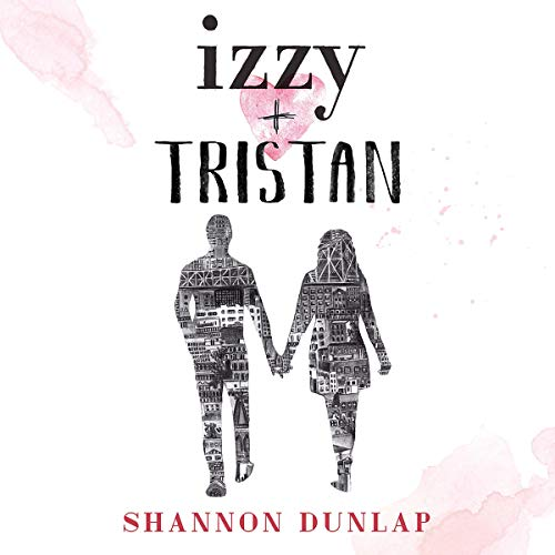 Izzy + Tristan audiobook cover art