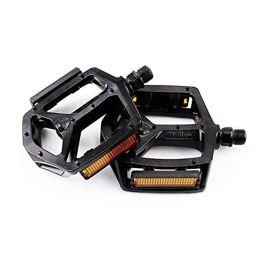 Mountain bike bearing Pelin foot pedal aluminum alloy pedal-black