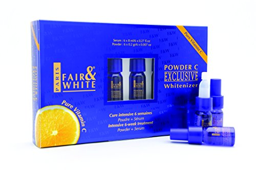 Fair & White Exclusive Powder C Lightening Complexion Kit