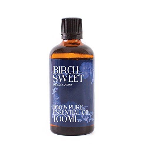 Abedul Dulce Aceite Esencial - 100ml - 100% Puro