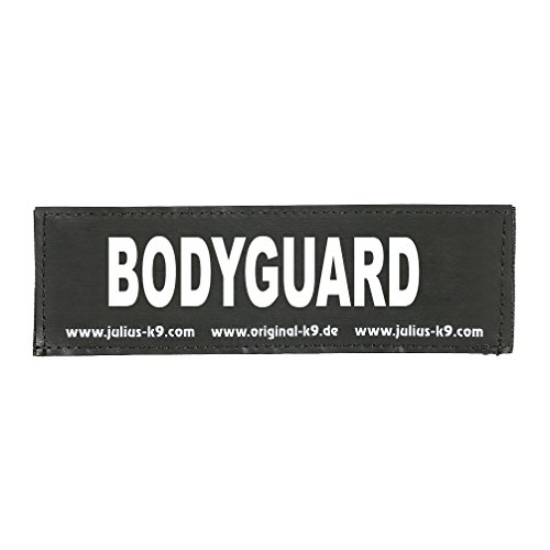 Julius K9 8151517 2 Klettsticker L. Bodyguard