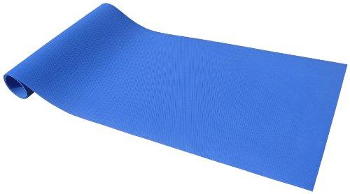 Body Coach 28770 - Materassino per Yoga, 152,4x56cm, Colore: Blu
