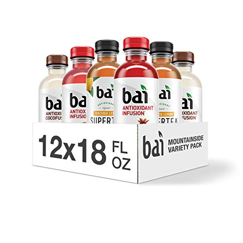 12 Pack of Bai Flavored Water, Mountainside Variety Pack Now $12.63