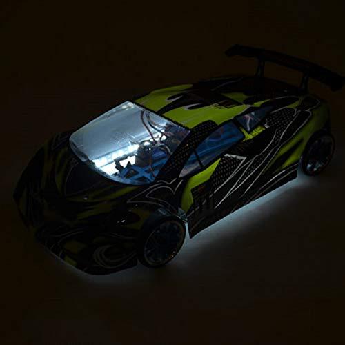 Chassis Light, 6V 24 LEDs Chassis Body Tube Strip Light Bar RC LED Strip Fit for 1/10 1/8 RC Car Crawler Buggy 9