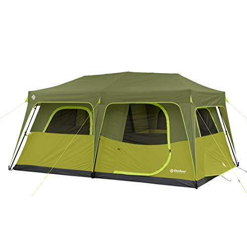 Outdoor Products 4 Person / 6 Person / 8 Person / 10 Person Instant Cabin Tent (8 Person)